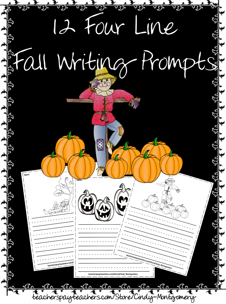 12 Four Line Writing Prompts