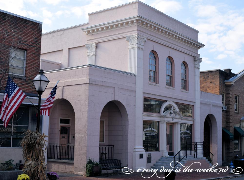 Destination: Jonesborough, TN