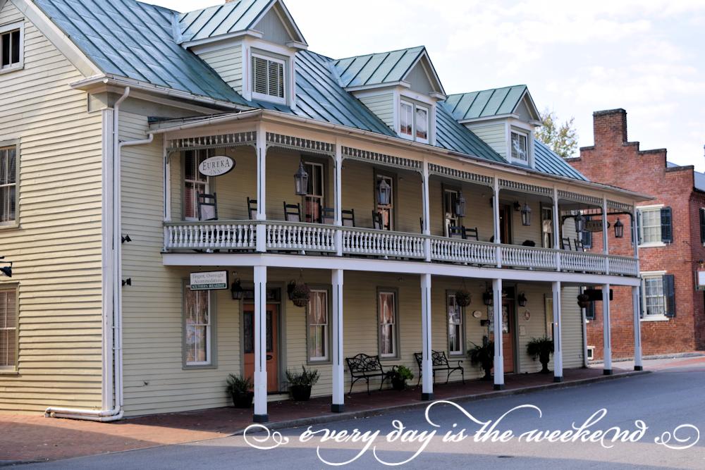 Eureka Inn l Destination: Jonesborough, TN