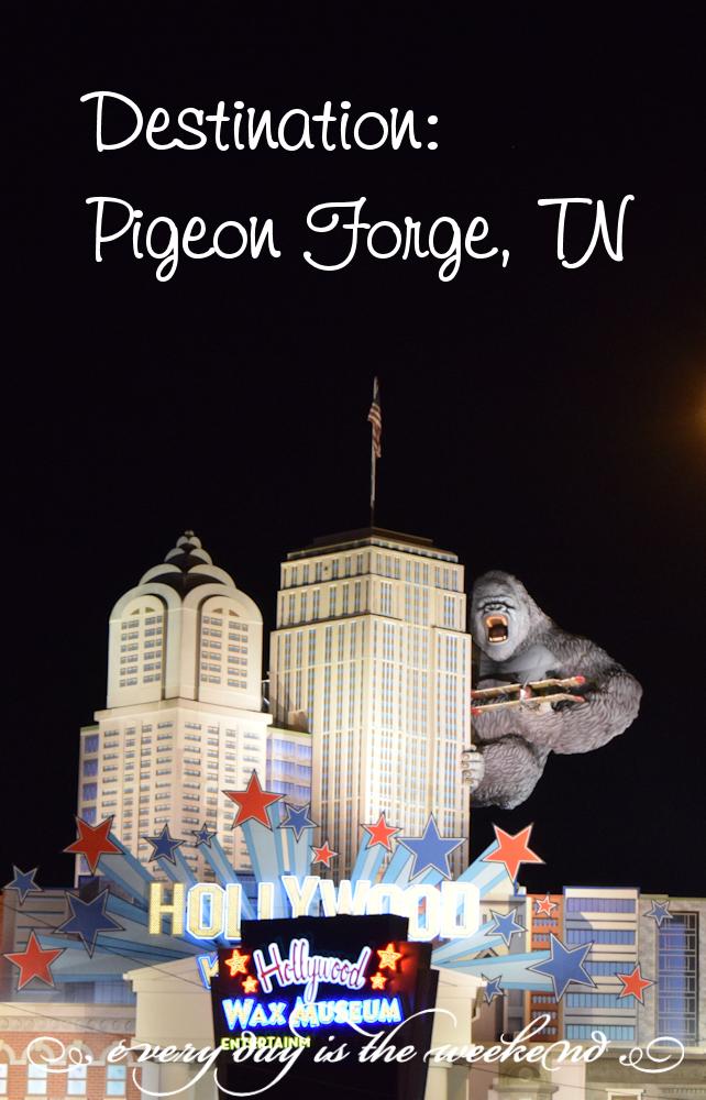 Destination: Pigeon Forge, TN