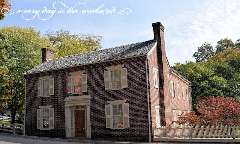 Andrew Johnson House l Destination: Greeneville, TN