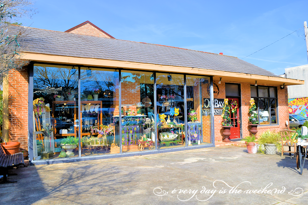 Old Bay Mercantile l Destination: Fairhope, AL