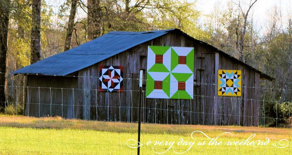 MS barn quilts l Destination: Fairhope, AL