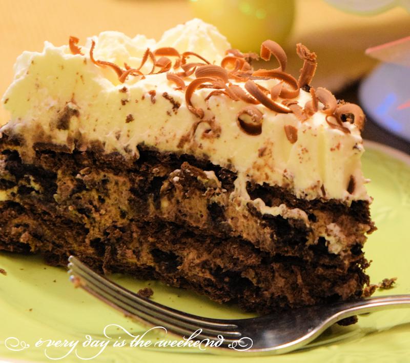Seriously Good Oreo Cake
